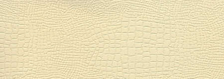 Suitable for background, crocodile leather texture surface kraft beige paper close-up, can be used for web templates and artworks