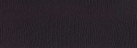 Suitable for background, crocodile leather texture surface kraft black paper close-up, can be used for web templates and artworks