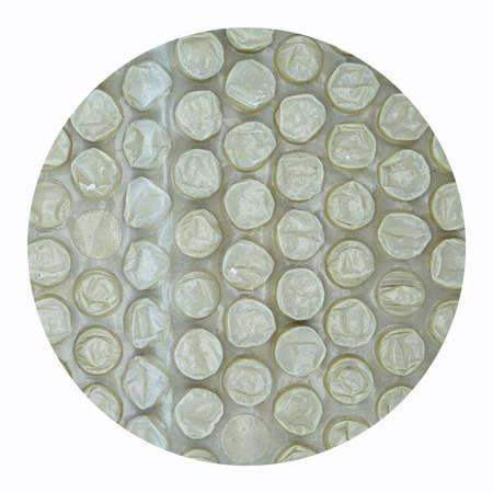 Plastic air bubble protection foil wrap texture background, air bubble packing texture
