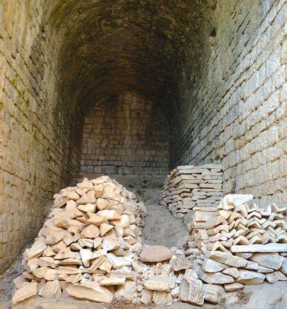 antik: Pergamon Acropolis Restoration