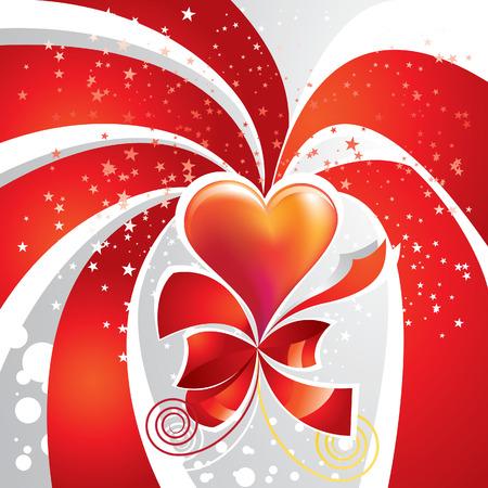 inaugural: heart ribbon