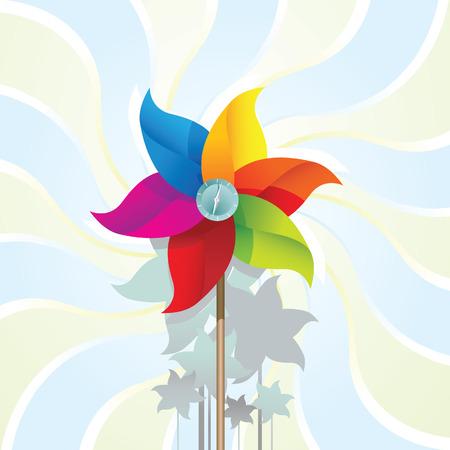 weather vane Vector