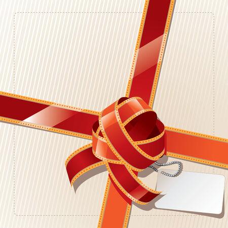inaugural: ribbon box