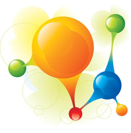 molecule orange