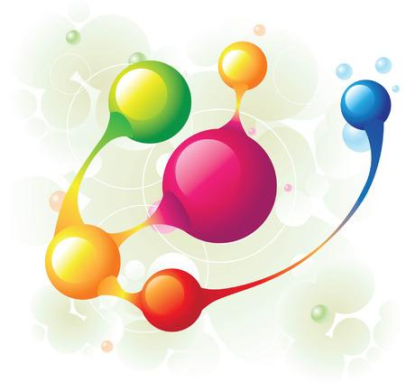 molecule06 Vector