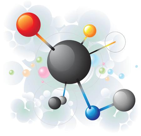 molecule07 Vector