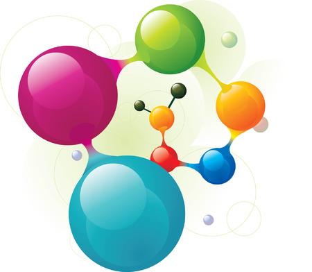 molecule_helix Vector