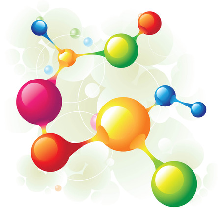 molecule13 Stock Vector - 5137705