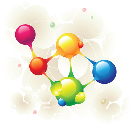 molecule Stock Vector - 5137703