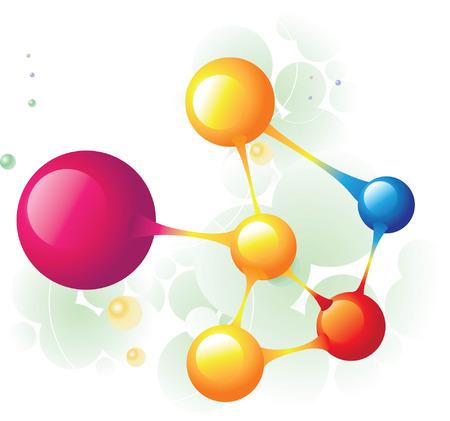 molecule Stock Vector - 5137701