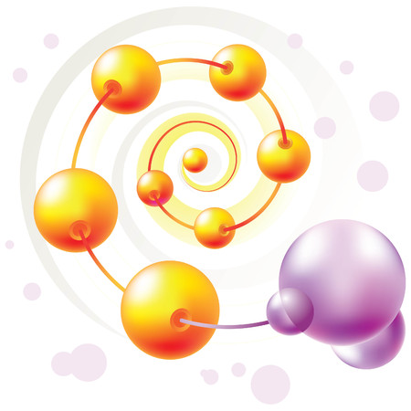 spiral molecule