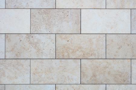 close-up texture of ventilated facade exterior wall stone cladding Stock fotó