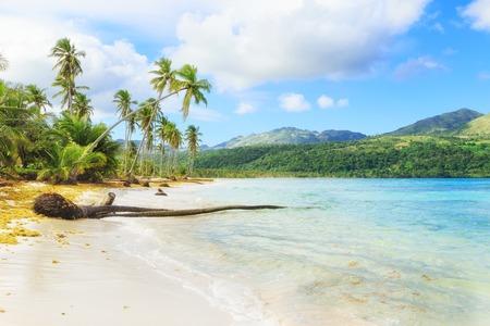 Vacation in Dominican Republic Stockfoto