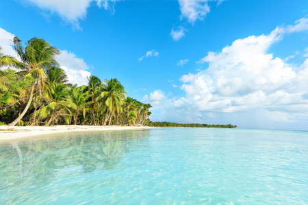 Vacation in Dominican Republic Reklamní fotografie
