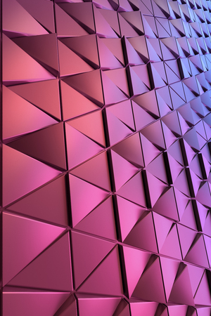Abstract background of polygonal shape Stock Photo - 102668276