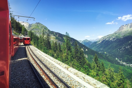 Traveling to French Alps in summer