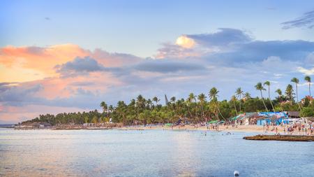 Vacation in Dominican Republic 写真素材