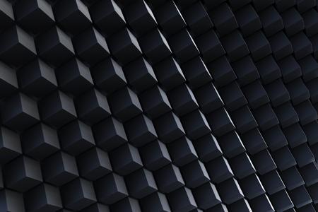 Fondo abstracto de forma poligonal Foto de archivo