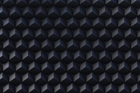 Fondo abstracto de forma poligonal