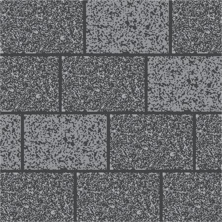 granit: Wall of gray granit.