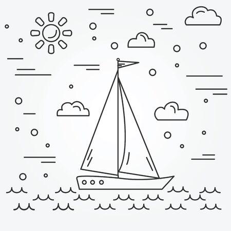 recreation: Yacht.