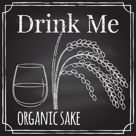 drink me: Elements on the theme of the restaurant business.