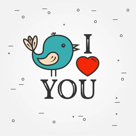 web design elements: Happy Valentines Day greetings card, labels, badges, symbols, illustrations, tattoo and typography vector elements. For web design and application interface. Thin line icon.