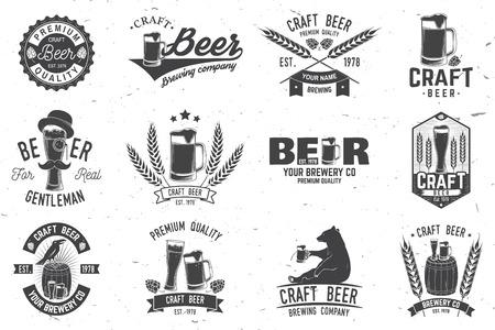Vintage design for bar, pub and restaurant business. Çizim