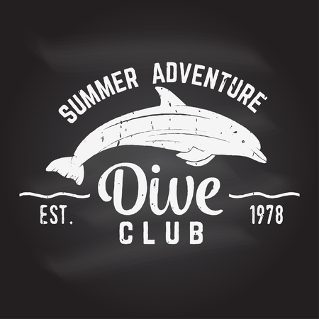 Dive club Summer adventure.