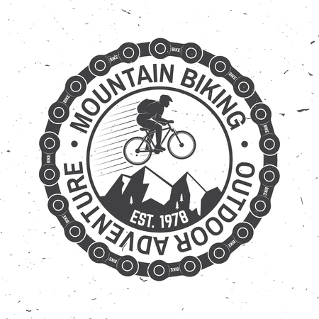 Mountain biking design