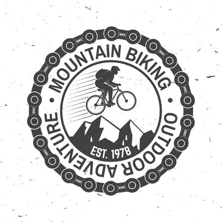 Mountain biking design