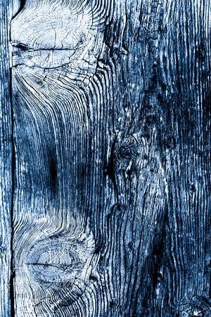 Classic blue wooden background with rough texture Zdjęcie Seryjne