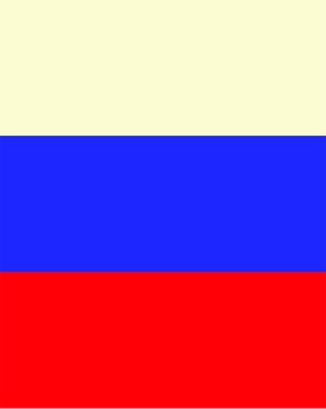 federation: flag Russian