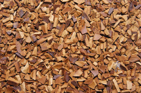scatters: Scattered coffee crystals Stock Photo