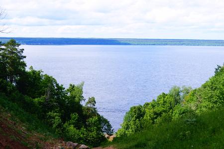 volga river: volga, river