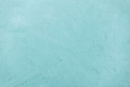 Turquoise microcement texture background 版權商用圖片