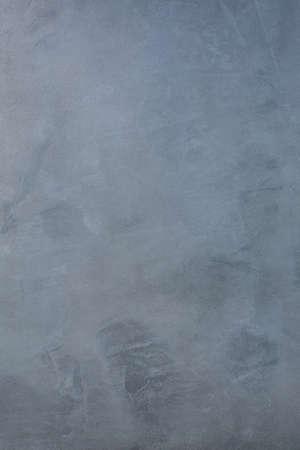 Dark grey microcement texture background