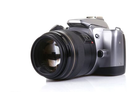 horizontal image of digital camera photo