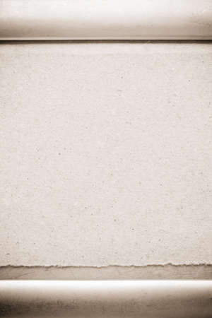 wrapped paper and metal background texture photo