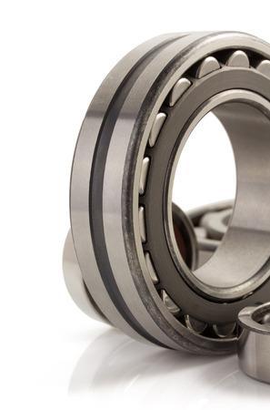 bearings tool isolated on white background photo