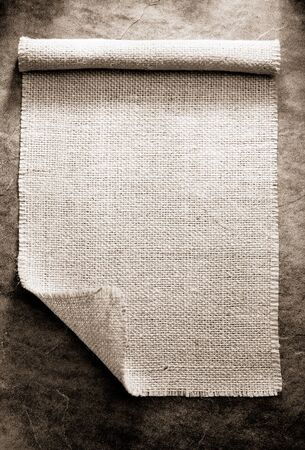 burlap texture: burlap hessian sacking on background texture