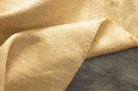 hessian: burlap hessian sacking at background texture