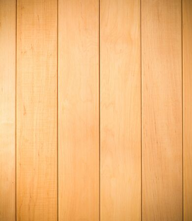 wood wall texture: wooden wall as background texture Stock Photo