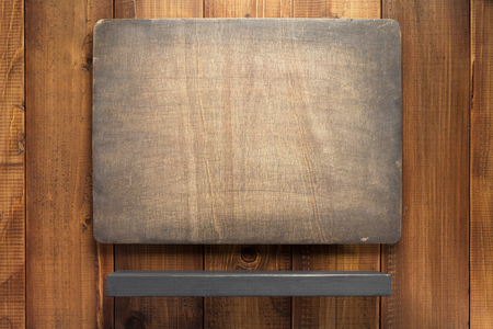 Shabby wooden  texture surface Banco de Imagens