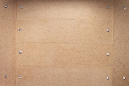 wooden mdf boards  background as texture surface 写真素材