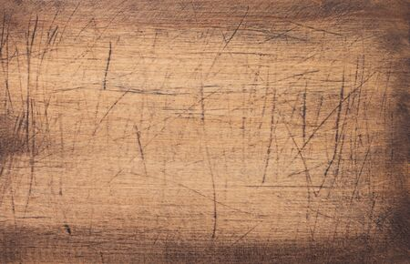 aged wooden board background as texture surface