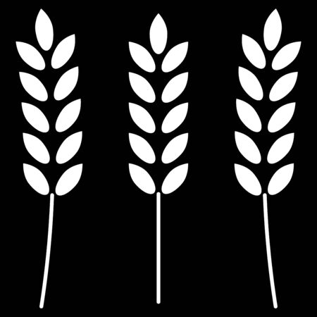 Wheat it is the white color icon.