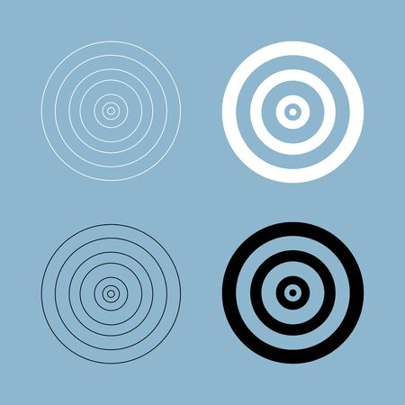 advantages: Target the black and white color icon .