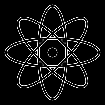 Atom it is the white path icon .