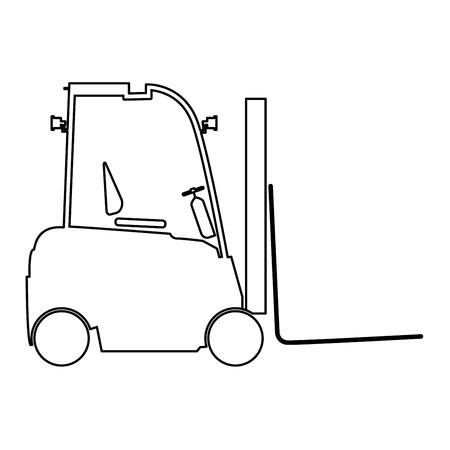 loader: Electric loader icon .